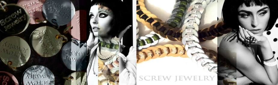 Screw Jewelry surreflections creative cooperation
