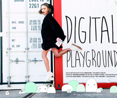 Digital Playground in Victim-Magazine